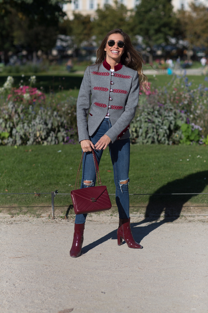 Marta - Red Jacket - Tuileries - Final Selects (10 of 82)